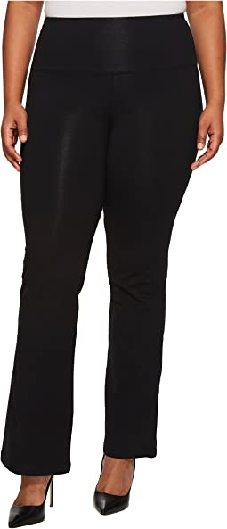 Plus Size Bootcut Legging 12290