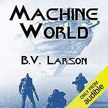 Machine World: Undying Mercenaries, Book 4