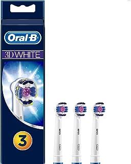 comprar comparacion Oral-B 3DWhite Cabezales De Recambio - Pack De 3 Unidades