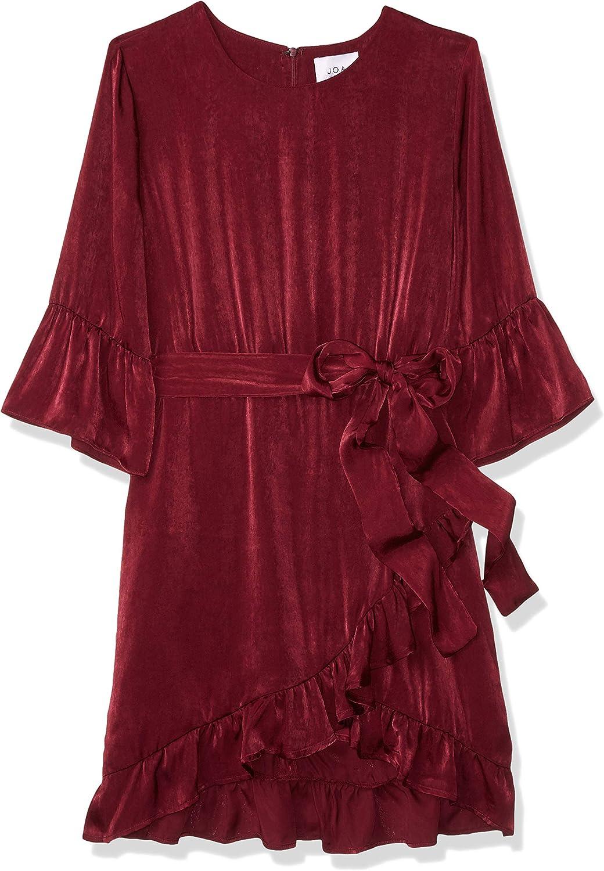 JOA Women's Ruffle Dress