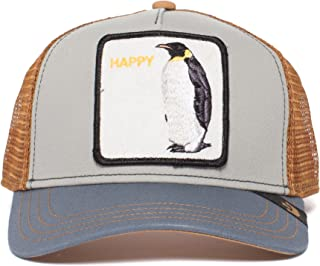 Animal Farm 'Waddler' Penguin Snapback Trucker Grey
