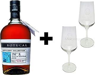 Botucal No1 Batch Kettle Rum Rhum 0,70l 47% Vol exklusive Sonderausgabe special limited edition distillery collection  2 Nosing Gläser tasting Glas Set- Enthält Sulfite