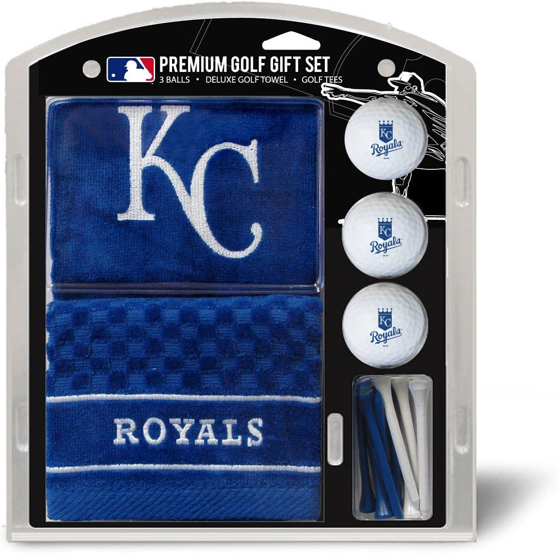 Team Max 70% OFF Golf MLB Kansas Max 86% OFF City Towel Gift Set RoyalsEmbroidered