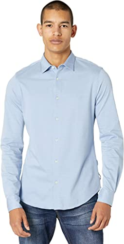 Slim Fit - Classic Knitted Shirt