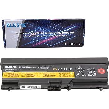 Aryee Batteria portatile compatibile con Lenovo ThinkPad T410 T430 T510 T530 W510 W520 L520 L412 L420 L430 L512 L520 L530 Series 4400 mAh 11,1 V