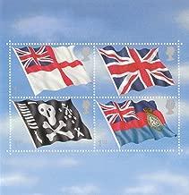 2001 Royal Navy Submarine Service Flags & Ensigns Miniature Sheet No. 13