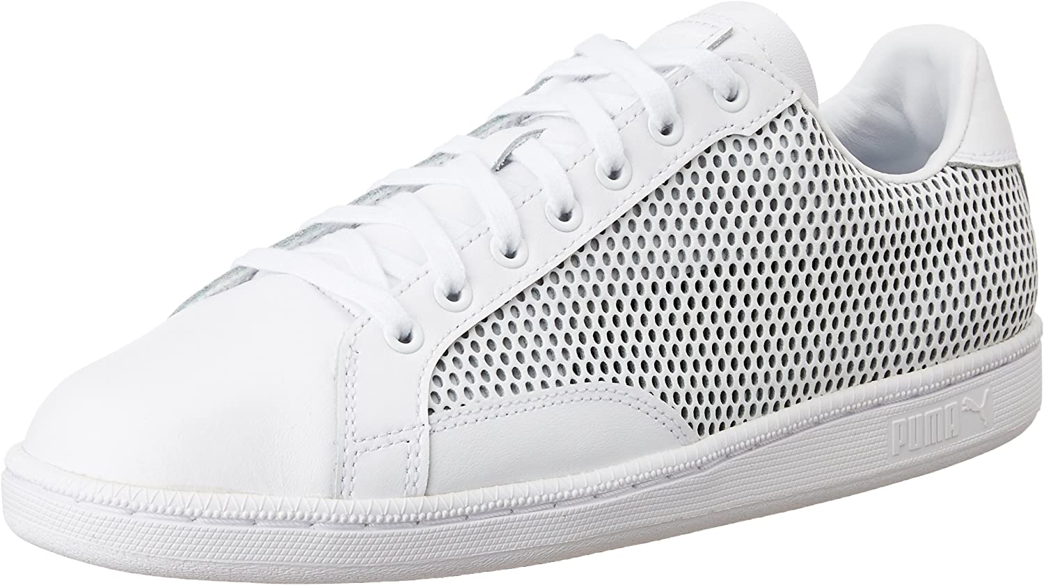 PUMA Match 74 Summer Shade, Unisex Adults' Low-Top Sneakers Black White