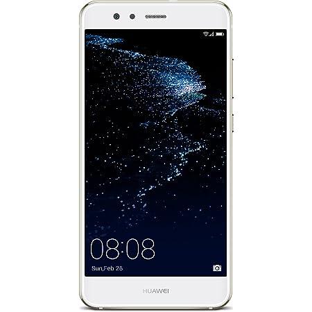 Huawei 5.2型 P10 lite SIMフリースマートフォン パールホワイト