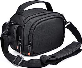 FOSOTO Camera Camcorder Case Compatible for Canon VIXIA HF R800 R700,Sony HDR-CX405 CX675..