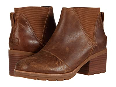 SOREL Catetm Chelsea (Velvet Tan) Women