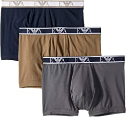 Monogram 3-Pack Boxer Brief