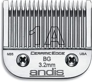 Andis CeramicEdge Detachable Blade, Size 1A, model 63055