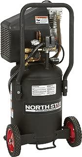 NorthStar Portable Electric Air Compressor - 1.5 HP, 8-Gallon Vertical, 3.0 CFM, Model Number DD20N08VP