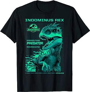 Indominus Rex Hybrid Predator Graphic T-Shirt
