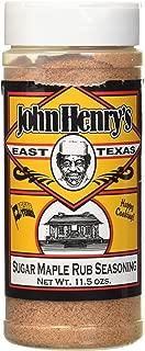john henry rubs sauces