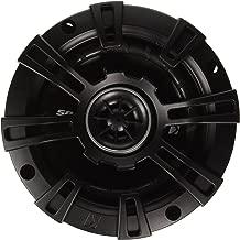 Kicker 43DSC44 D-Series 4-Inch 120 Watt 2-Way Coaxial Speakers (Pair), Black