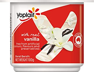 Yoplait Vanilla Yogurt - Chilled, 100g
