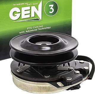 8TEN Gen 3 Electric PTO Clutch for Craftsman Cub Cadet MTD Troy-Bilt Warner 717-04552 717-04552A 5219-98