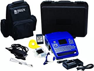 Brady BMP71 Label Printer with Soft Case, Quick Charger and USB Connectivity