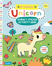 My Magical Unicorn Sparkly Sticker Activity Book