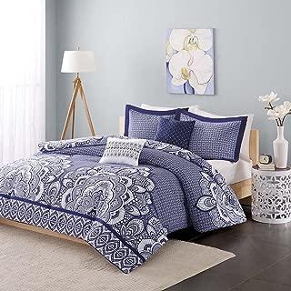 Intelligent Design ID10-367 Comforter Set, Full/Queen, Blue
