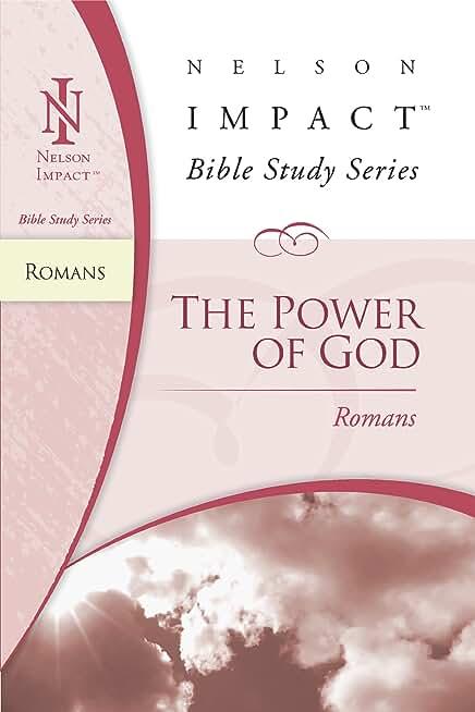 Romans (Nelson Impact Bible Study Guide) (English Edition)