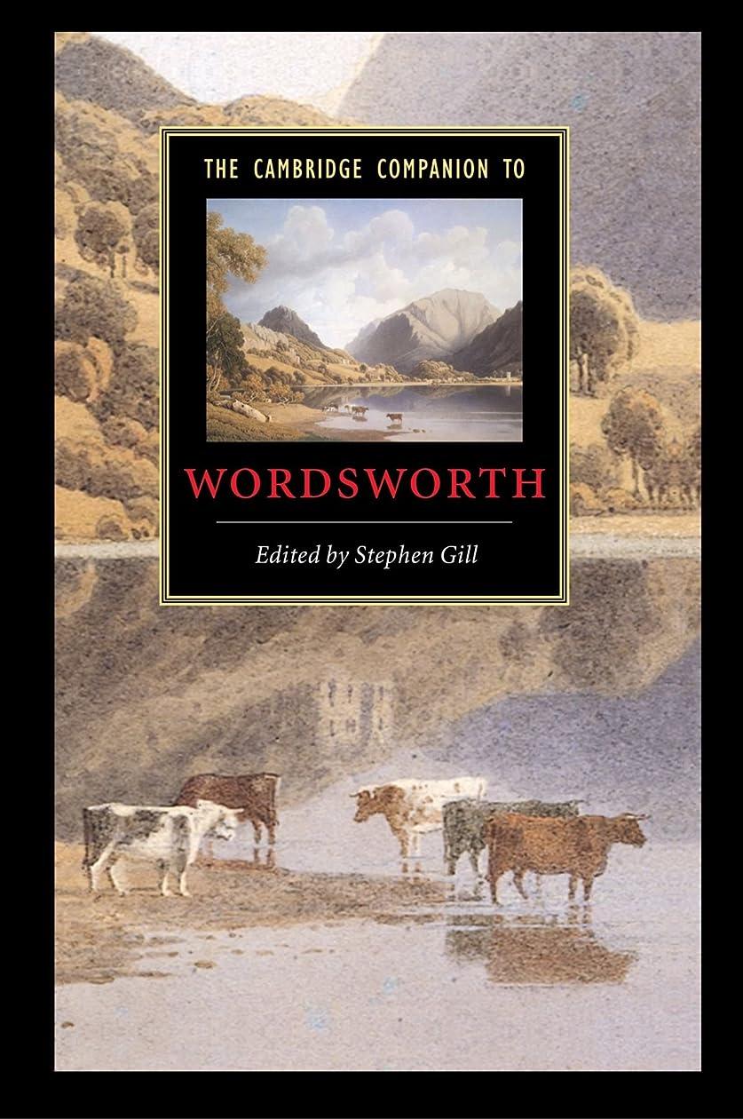 もちろん人差し指信仰The Cambridge Companion to Wordsworth (Cambridge Companions to Literature)