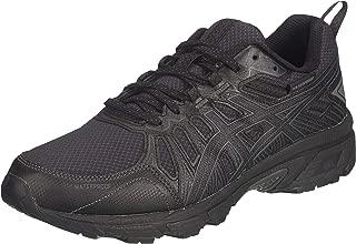 Asics Kadın Gel-Venture 7 Wp Sneaker, Siyah/Gri, 40.5