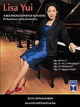 Lisa Yui Plays 4 Beethoven Sonatas