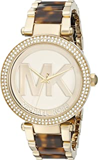 Michael Kors Women's Parker Brown Watch MK6109