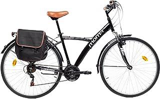 """Moma Bikes Bicicleta Trekking / Paseo  HYBRID 28"""", Alu"""