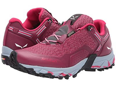 SALEWA Speed Beat GTX (Red Plum/Rose Red) Women