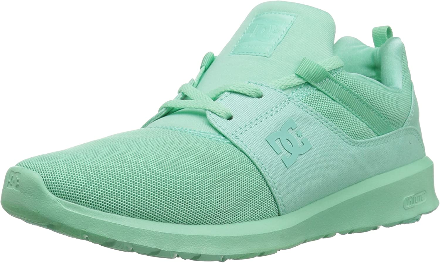 DC DC DC Woherren Heathrow Skate schuhe, Mint, 10.5B B US  a38c36