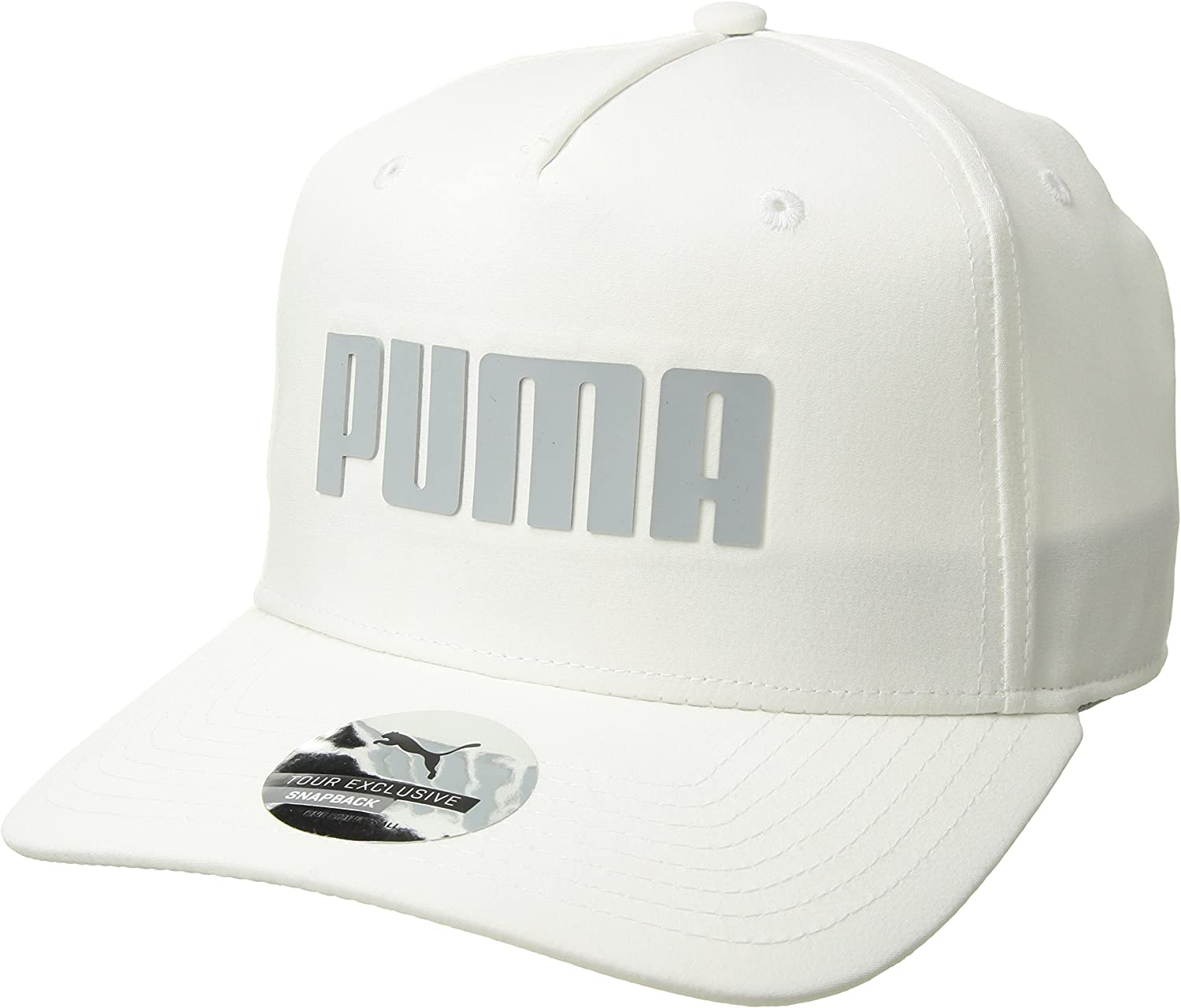 Puma Golf 2018 Kid's Go Time Snapback Hat (Quiet Shade, One Size) : Clothing