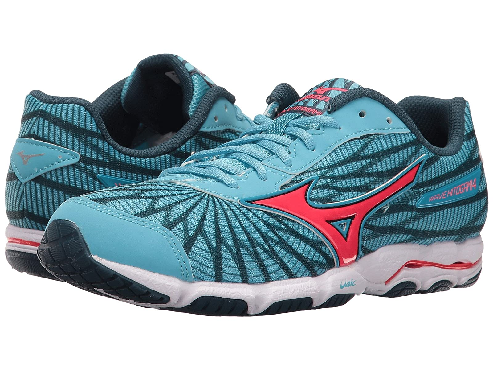 Mizuno Wave Hitogami 4Cheap and distinctive eye-catching shoes