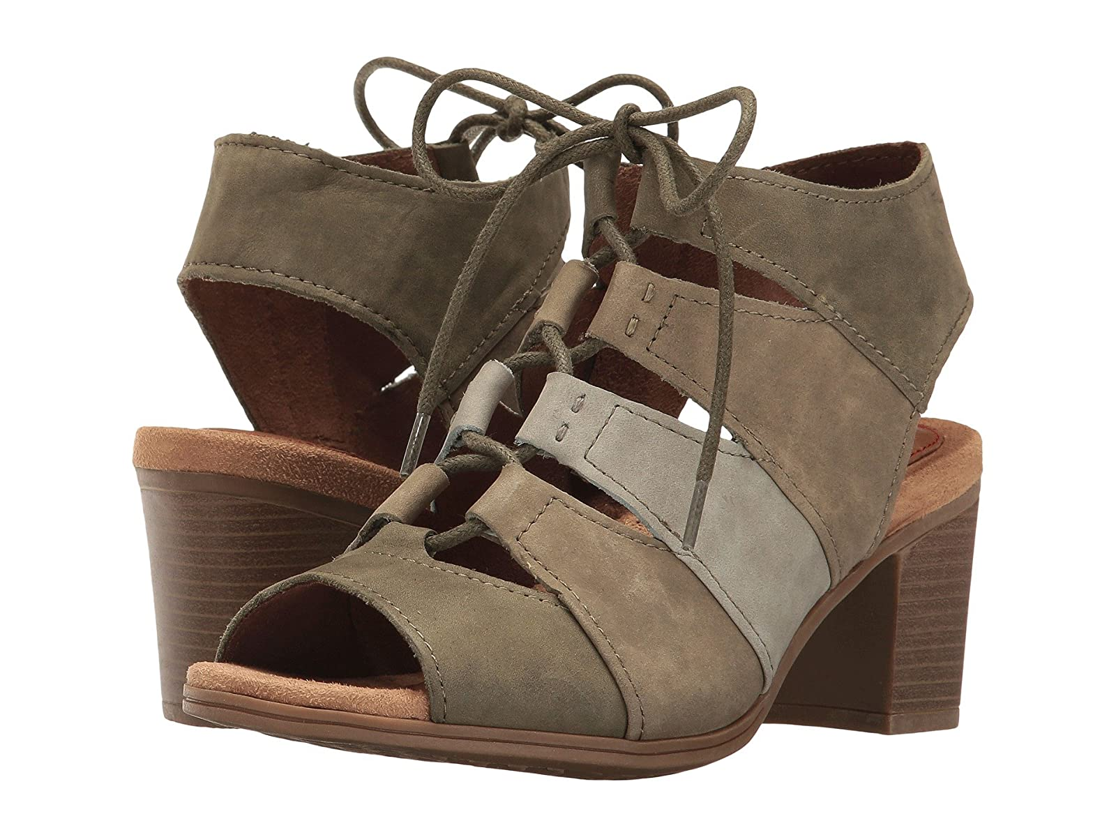 Rockport Cobb Hill Collection Cobb Hill Hattie Lace-Up SandalCheap and distinctive eye-catching shoes