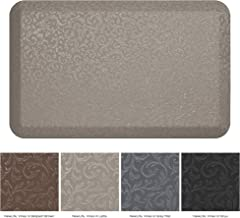 NewLife by GelPro Professional Grade Anti-Fatigue Kitchen & Office Comfort Bio-Foam Mat with non-slip bottom for health & ...