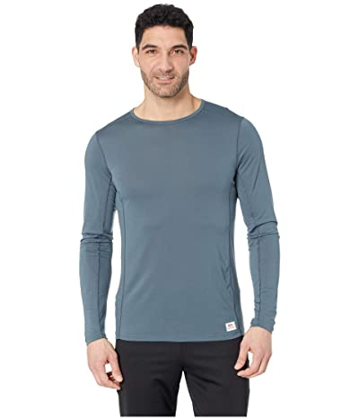 Fjallraven Abisko Shade Long Sleeve T-Shirt (Dusk) Men