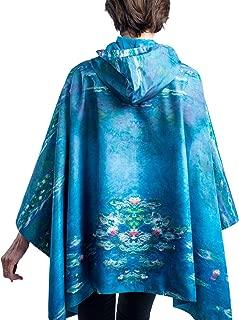 ladies rain cape