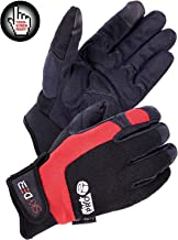 SKYDEER Hi-Performance Synthetic Leather General Utility Grip Work Gloves (SD8820/M)