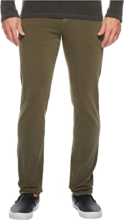 Slim Fit- Kinetic in Army Green