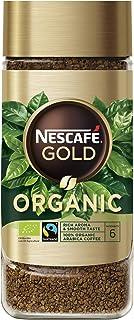 قهوة نسكافيه جولد العضوية الفورية، 100 غرام - عبوة واحدة