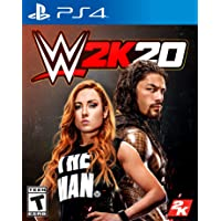 Deals on WWE 2K20 PlayStation 4