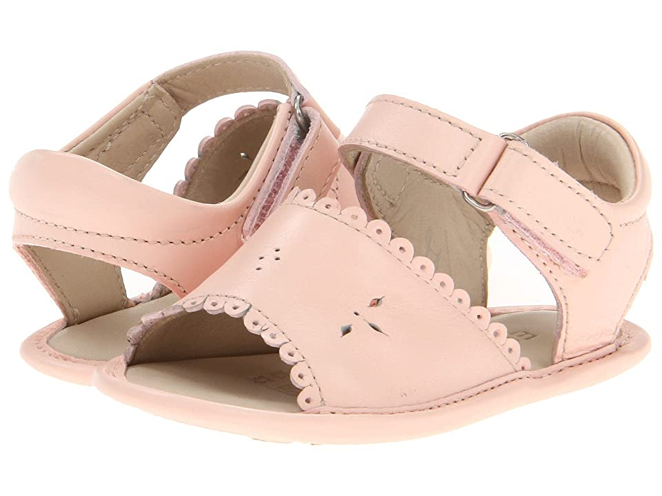 Elephantito Sandal W/ Scallop (Infant/Toddler) (Pink) Girl