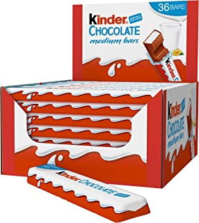 Kinder Maxi Chocolate ( 36 stick box )