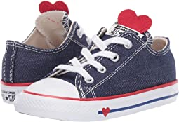 Chuck Taylor All Star Denim Love - Ox (Infant/Toddler)