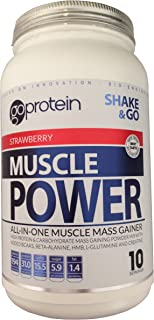 500g Muscle Power Stawberry