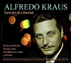 ALFREDO KRAUS: Canción de Libertad