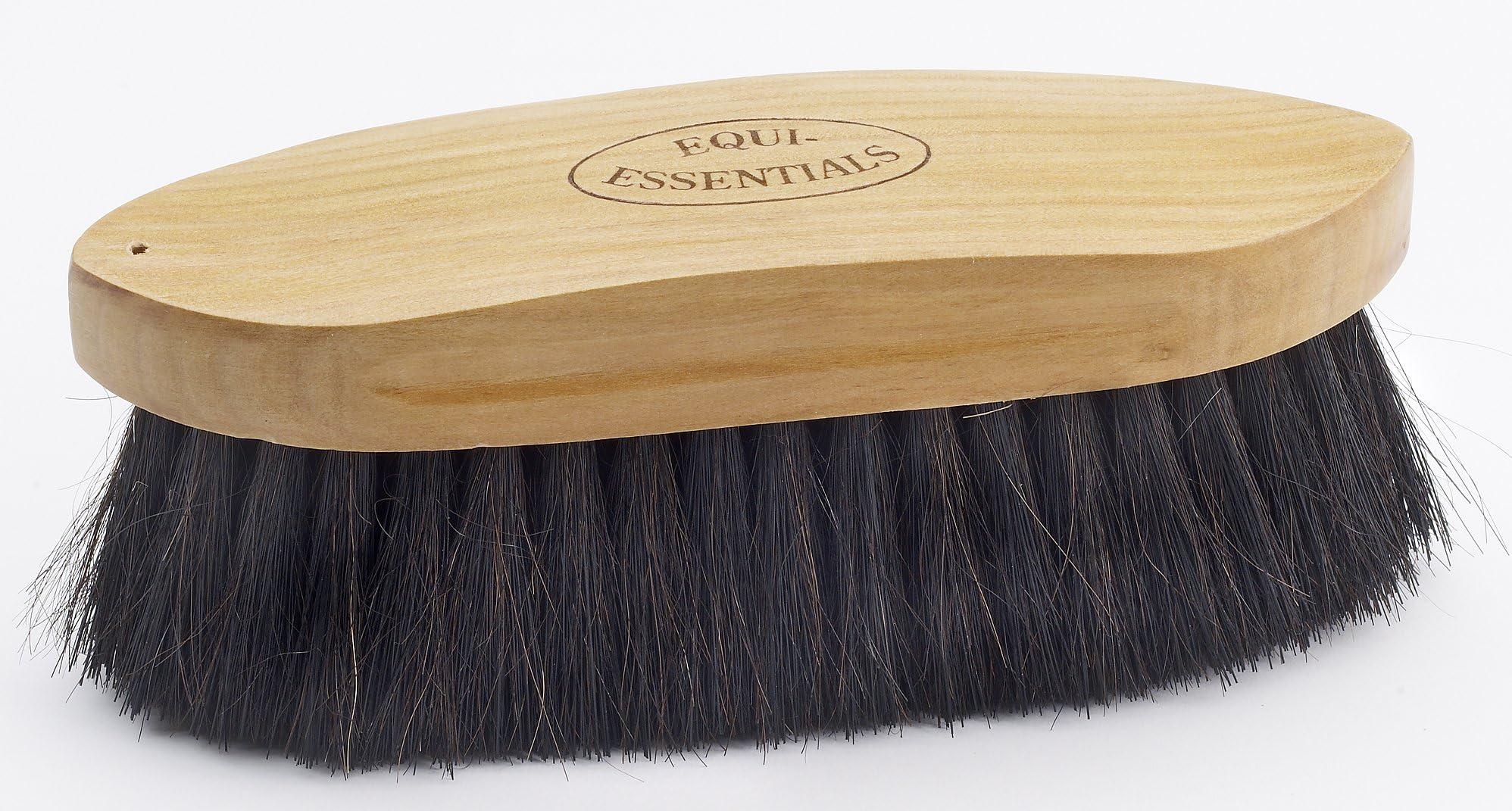 Shires Long Bristle Ezi Groom Dandy Brush One Size Blue