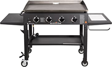 Best 36 inch outdoor flat top gas grill griddle Reviews